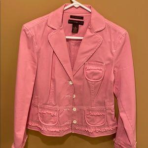 Bandolino Pink Blazer
